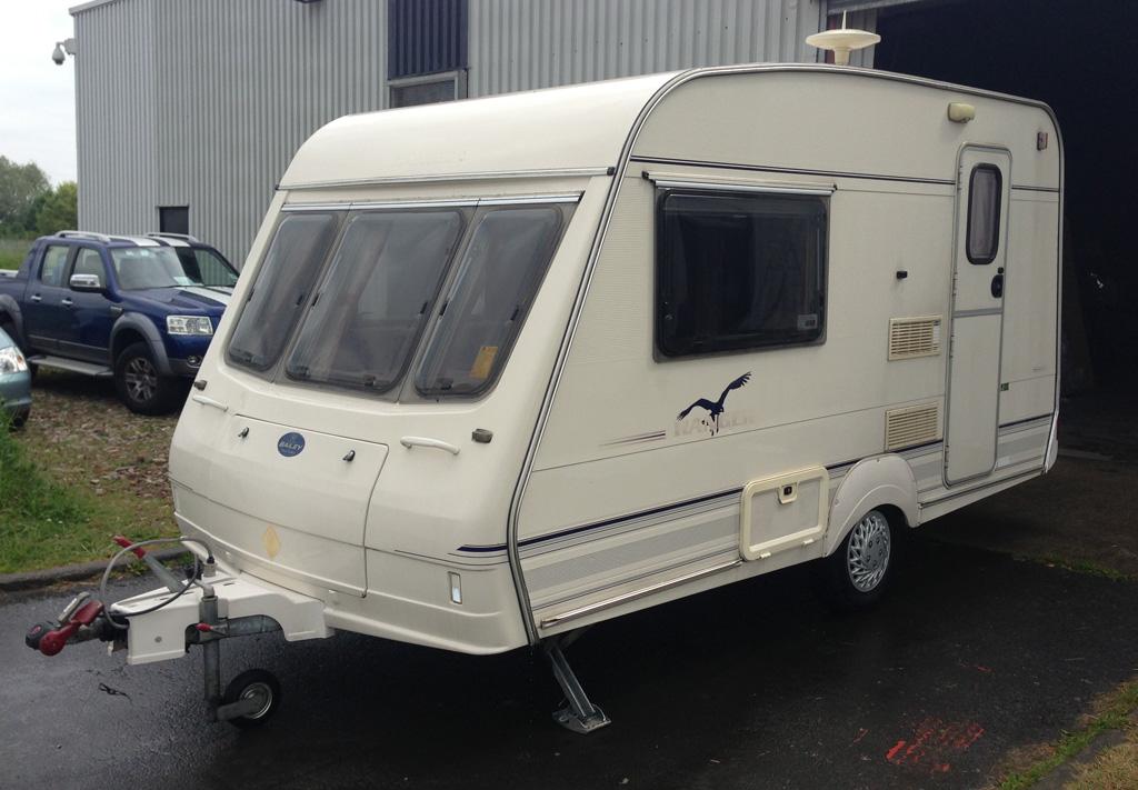 [SOLD] Bailey Ranger 380/2 1999 | BKR Caravans